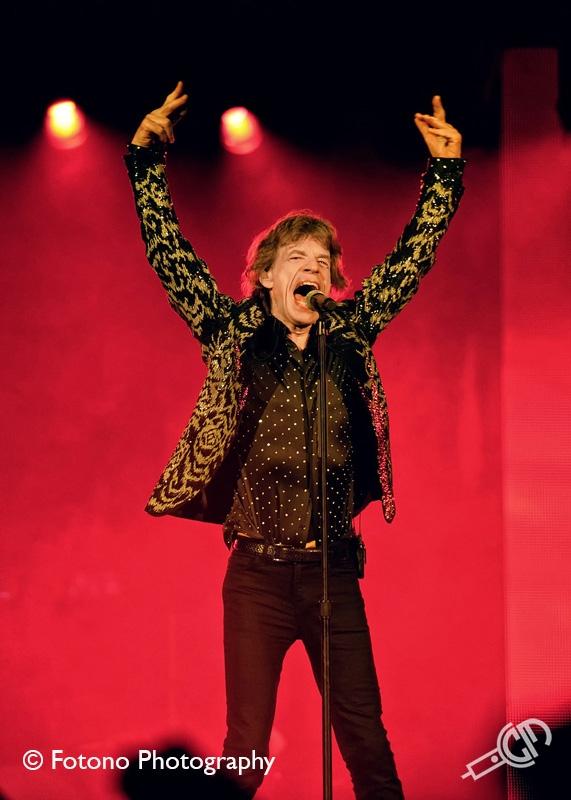Rolling Stones in de Amsterdam ArenA 30-09-2017   Catching ... Rolling Stones Nederland 2017