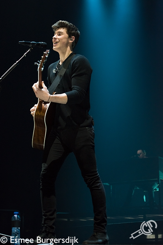 Shawn Mendes in de Ziggo Dome 01-05-2017 | Catching Music